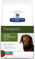 - Hill's Prescription Diet Metabolic Mini Hondenvoer 3 x 1, 5 kg