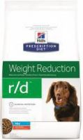- Hill's Prescription Diet R/D Mini hondenvoer 3 x 6 kg