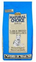 - Nutro Choice Adult largebreed Hondenvoer 2 x(12 + 3)kg