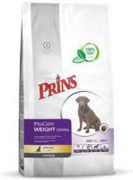 - Prins Procare Croque Weight Control hondenvoer 3 x 10 kg