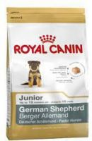 Royal Canin Breed - Royal Canin German Shepherd 30 junior Hondenvoer 2 x(12 + 2)kg