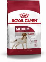 - Royal Canin Medium adult Hondenvoer 2 x(15 + 3)kg