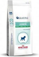 Royalcaninveterinarycare  - Royal Canin VCN Pediatric Junior Small Dog hondenvoer 2 x 4 kg