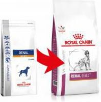 - Royal Canin Veterinary Diet Renal Select Hondenvoer 2 x 2 kg