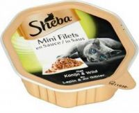 - Sheba Selection Konijn en Wild in Saus Per