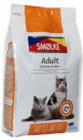 Smolke - Smølke Adult Chicken & Rice kattenvoer 2 kg