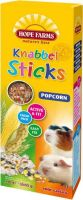 - Hope Farms Knabbelsticks Cavia Popcorn 2x55 g