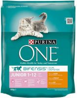 - Purina One Junior Kip Granen 800 g - Kattenvoer
