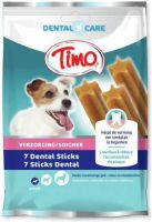 - Timo Dental Care Sticks Small 7 stuks - Hondenvoer